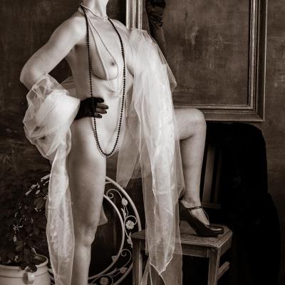 PwB Fotografie Akt Art Deco 2
