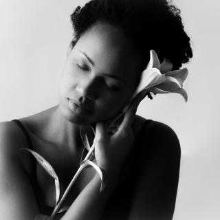 PwB Fotografie Portrait Frau Gesicht Frontal 1